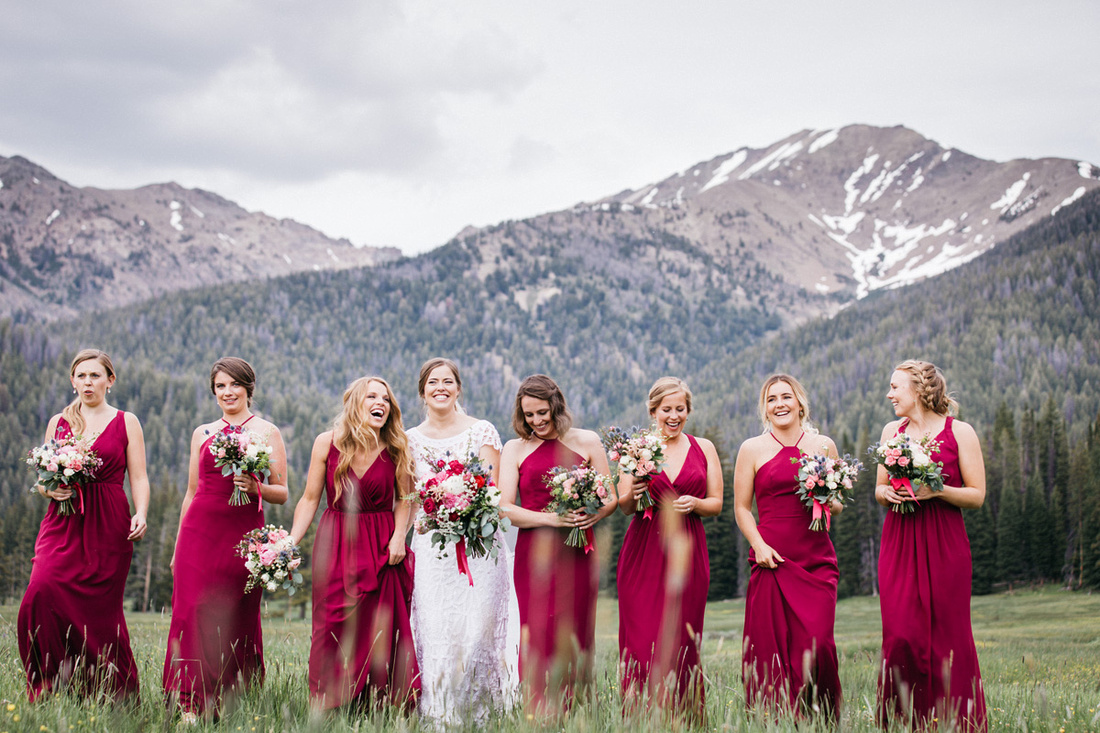 Flynn & Katherine Wedding - Galena Lodge - Sun Valley, Idaho