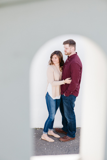Brian & Kiera Boise Engagement Photo Session