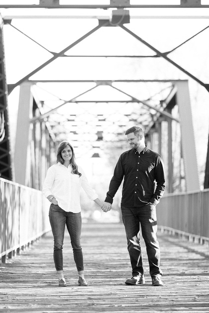 Brian & Kiera Boise, Idaho Engagement Photo Session