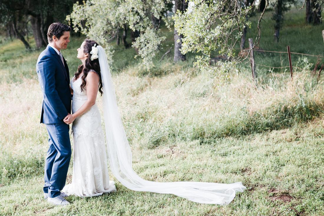 Patrick & Ola Wedding - Yorba Winery - Sutter Creek, California