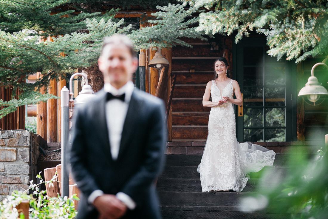 027_DT_Sun_Valley_WeddingDavid & Teresa Wedding   Trail Creek Cabin   Sun Valley, Idaho