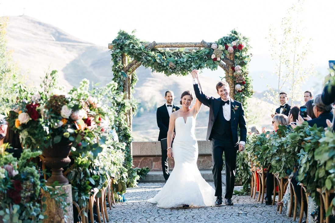 Perry & Alana Wedding | Private Residence | Sun Valley, Idaho