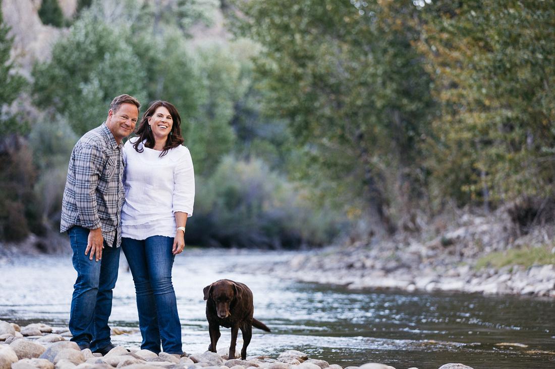 Marc & Leith Engagement Photography Session | Hailey, Idaho