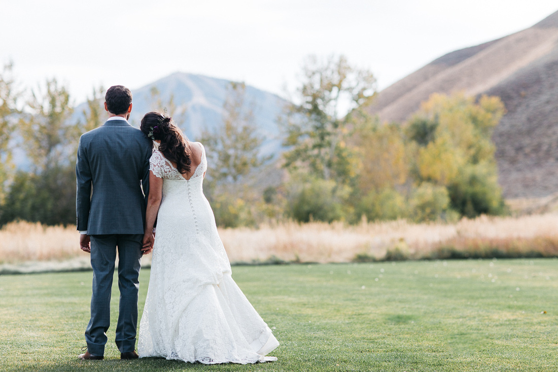 Connor & Callan Wedding | Trail Creek | Sun Valley, Idaho