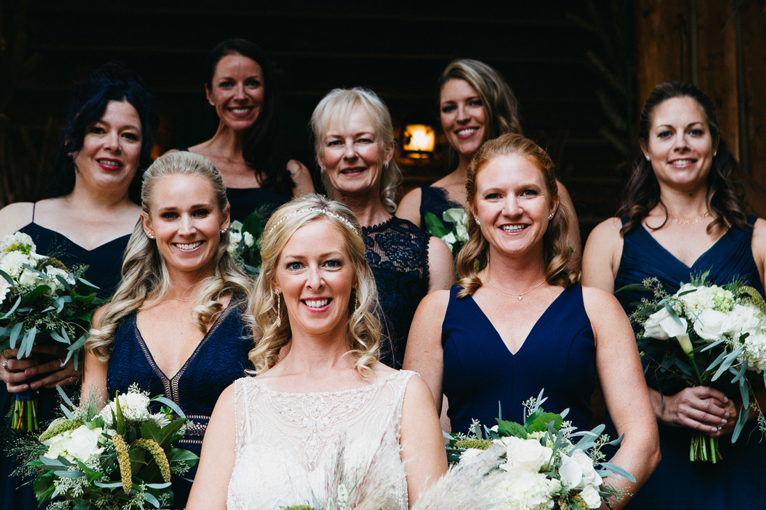 Brett & Tiffany Wedding | Trail Creek Cabin | Sun Valley, Idaho