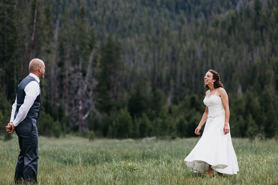Galena Lodge Wedding in Sun Valley, Idaho | Adam & Sarah