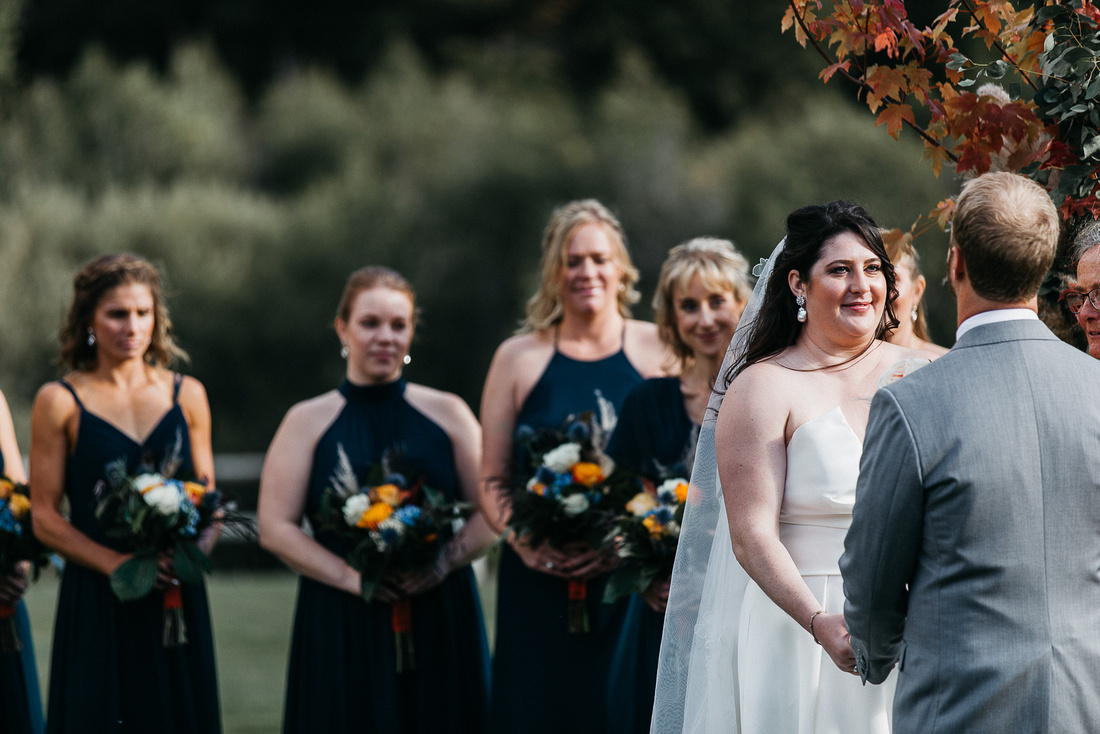 Ian & Katie's destination wedding at the Trail Creek Cabin in Sun Valley, Idaho