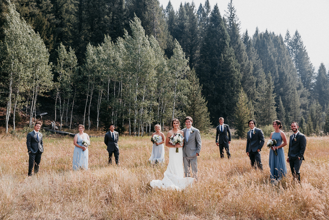 Conner & Ashley Sun Valley, Idaho Wedding |