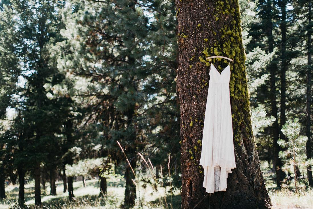 Dylan & Shonti Wedding - Private Residence - McCall, Idaho