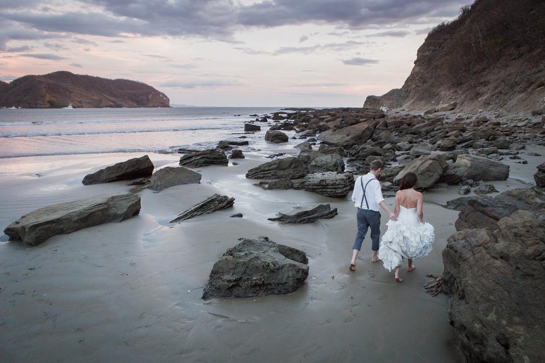 TJ & Katie's Nicaragua Wedding in San Juan del Sur