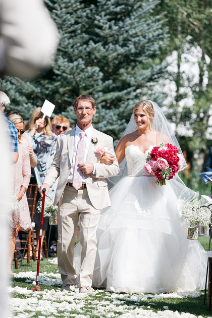 Christian & Laura Wedding | Sun Valley, Idaho