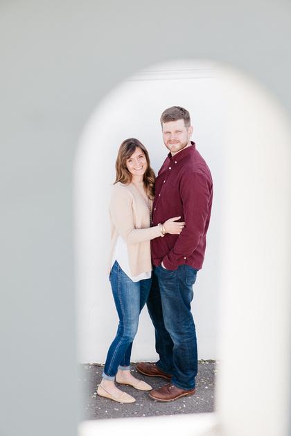 Brian & Kiera Boise Engagement Photo Session