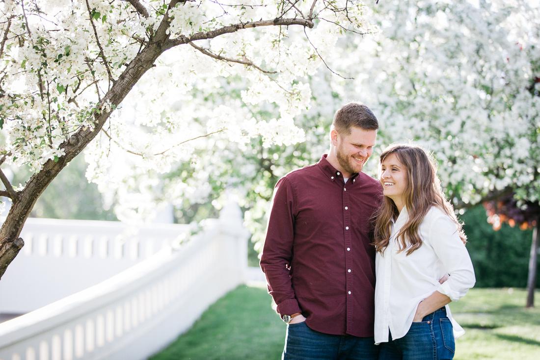 Brian & Kiera Boise, Idaho Engagement Photo Session