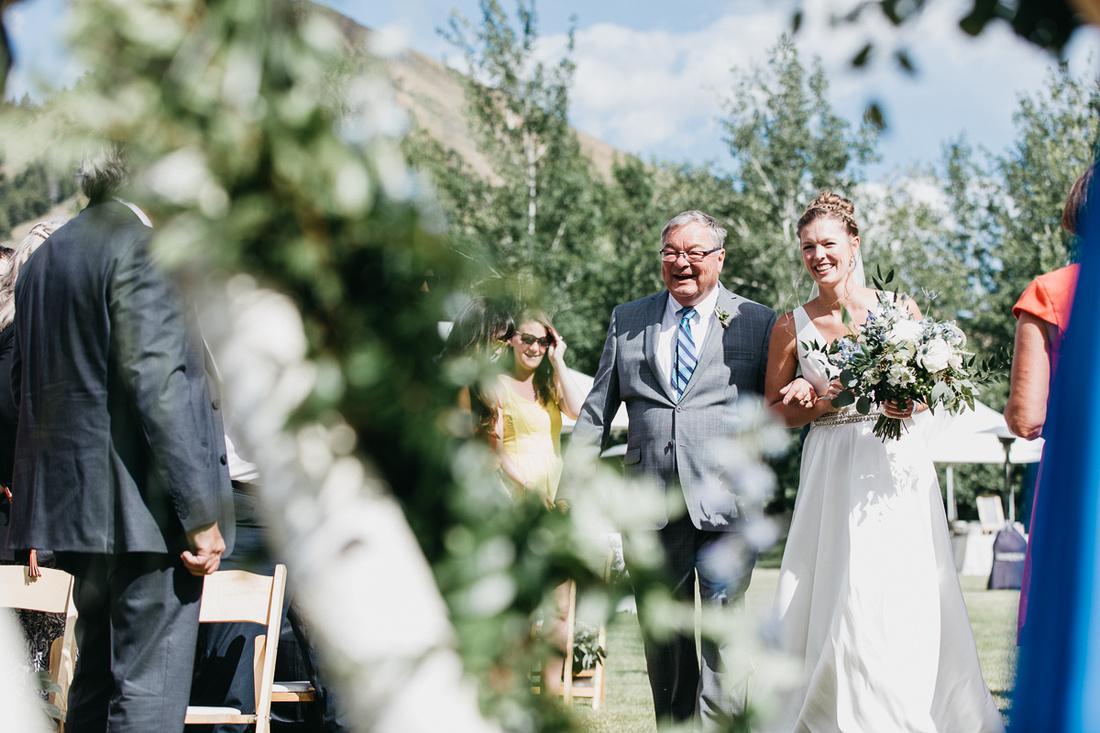 Julie & Josh Wedding - Sun Valley, Idaho