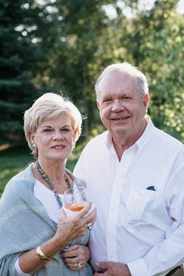 Rex & Cheryl Wedding - Valley Club Private Residence - Sun Valley, Idaho