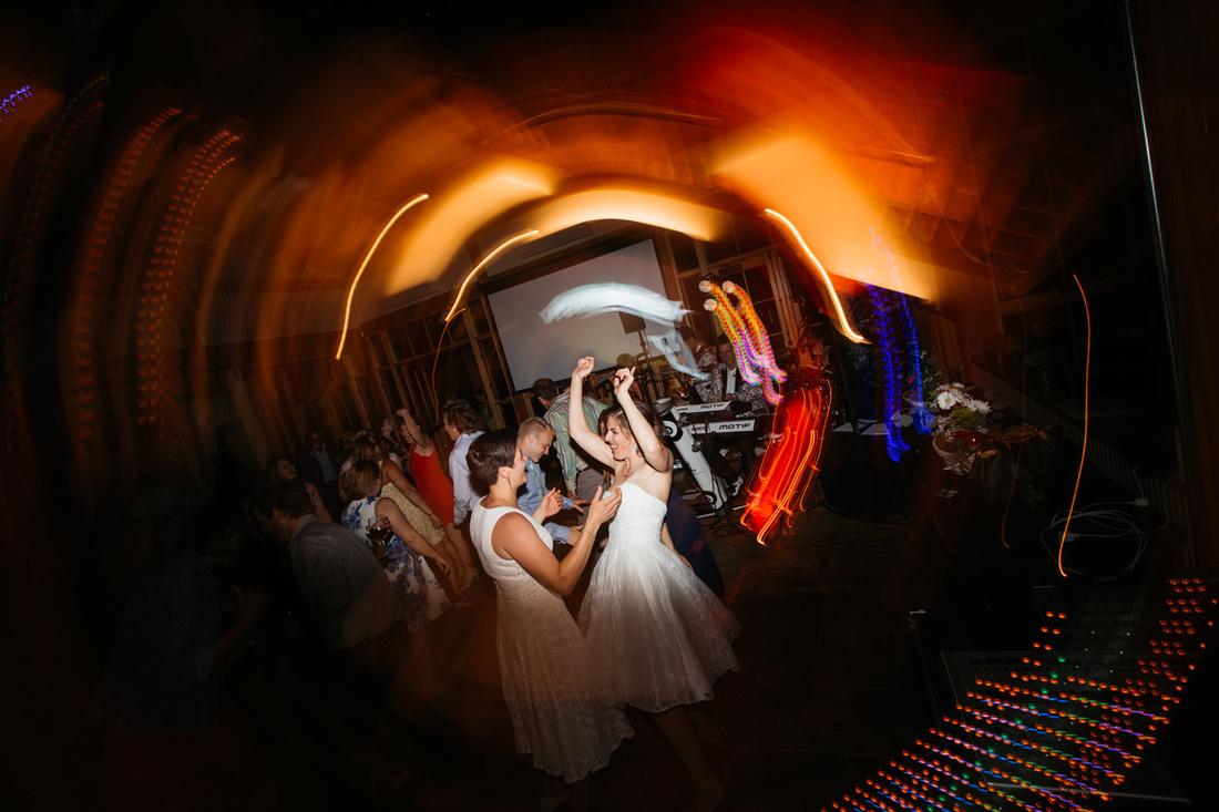 Jen & Sarah Wedding | High West Distillery | Ray J. Gadd