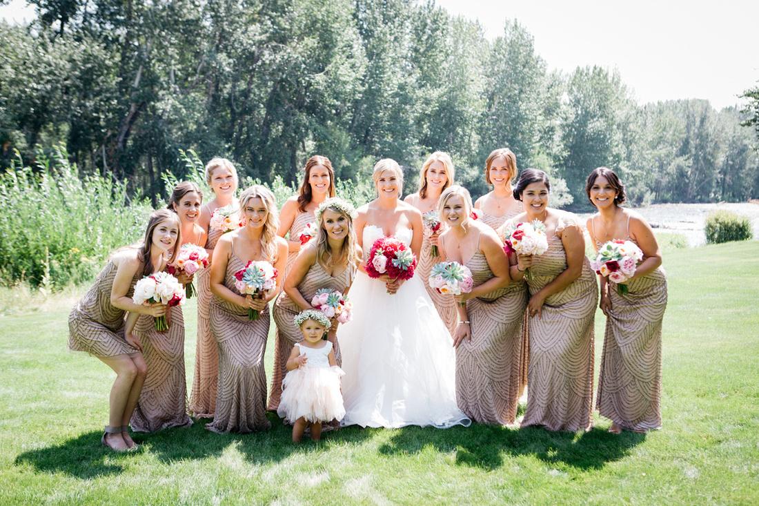 Christian & Laura Wedding | Sun Valley, Idaho